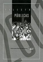 Palestras públicas 2001